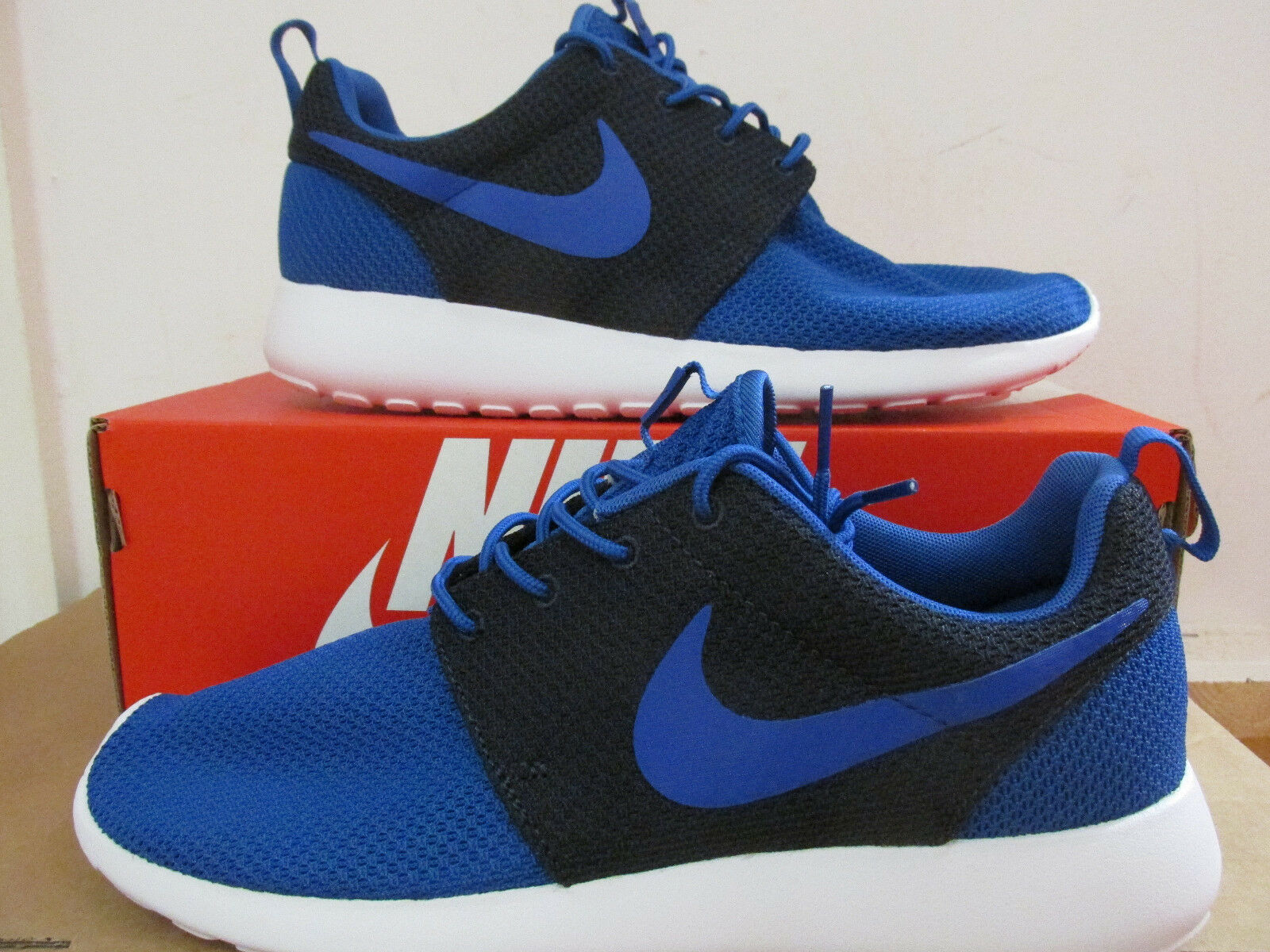 nike rosherun mens trainers 511881 446 sneakers shoes CLEARANCE