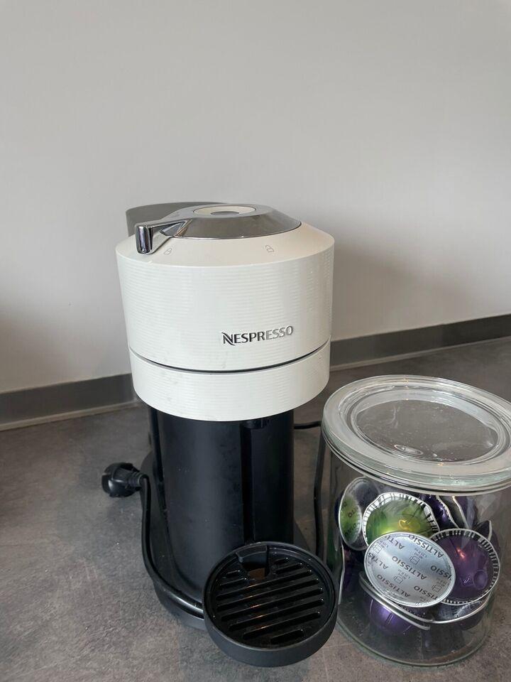 Nespresso. Kaffemaskine , Nespresso vertuo