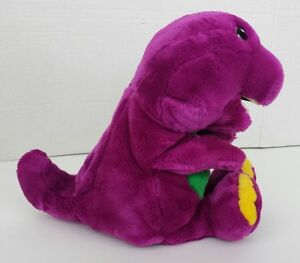 15 Barney The Dinosaur Friends Hand Puppet Plush Dolls Toys