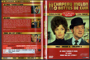Macnee sur Thorson CHAPEAU 6 BOTTES Saison DVD 1968 Vol MELON ET CUIR Détails 5 DE 54RqcjLS3A
