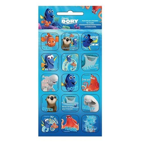 Disney Findet Dory Ausmalen Activity Aufkleber Packungen Kinder Weihnachten Film- & TV-Spielzeug