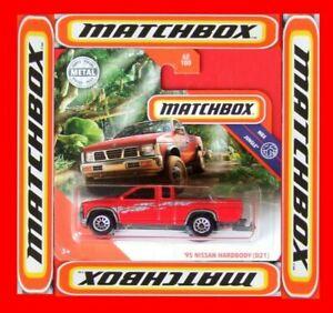 Matchbox-2020-039-95-nissan-Hardbody-d21-62-100-MBX-Jungle-neu-amp-ovp