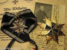 WW1 WWI Imperial German Pour Le Merite Blue Max Grand Cross Hindenburg Star Set