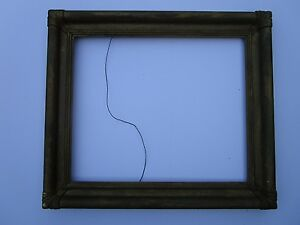 ART DECO ORNATE WOOD FRAME ANTIQUE 19TH -20TH CENTURY FOR  PAINTING PRINT PHOTO