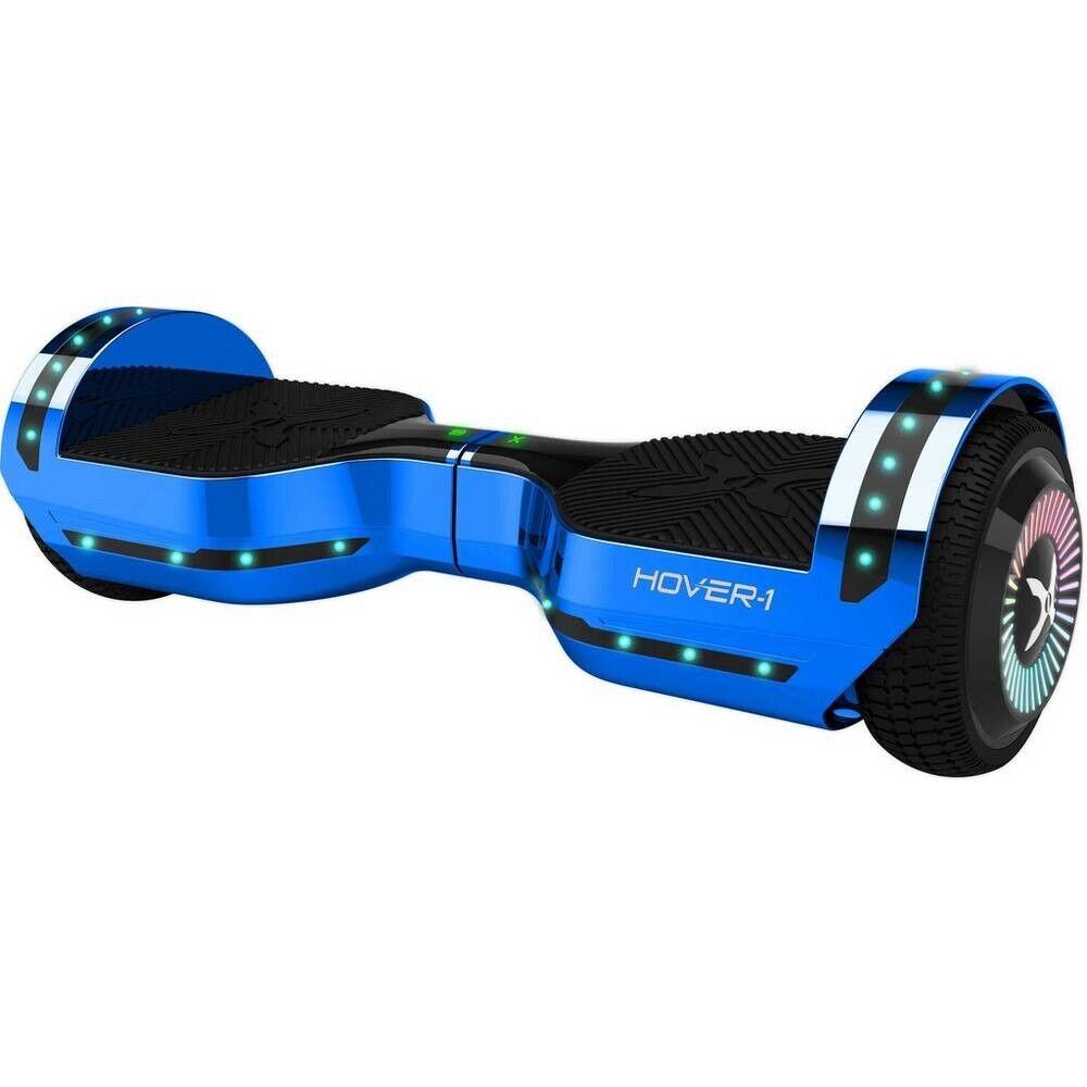 Hover-1 Chrome Metallic blå blåtooth Speaker Self Balanseringa Använt