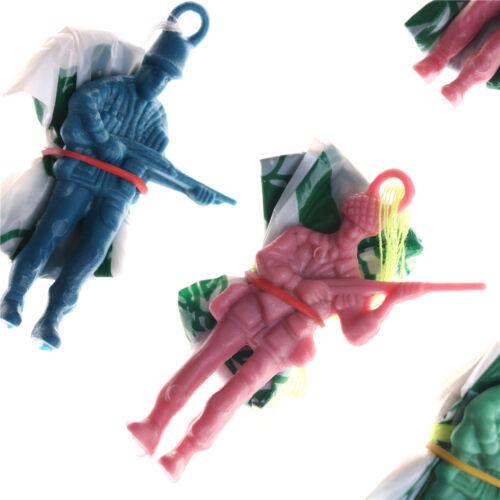 6x Fallschirm Männer Fallschirmspringer-Spielzeug Beute//Party Bag Füller UE