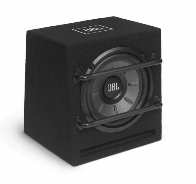 JBL Étape 800BA 20cm Caisson Aktivbass Aktivwoofer 12V + Ampli