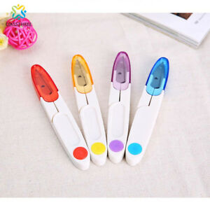 Craft Snips Thread Cutter Cotton Scissors Embroidery Fishing Solid Colour