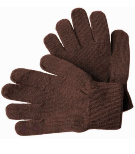 caripe Damen Handschuhe Winter Strickhandschuhe Fingerhandschuhe glov1