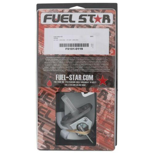 00-04 00-04 New Fuel Star Fuel Valve Kit for Honda CR 125 R CR 250 R