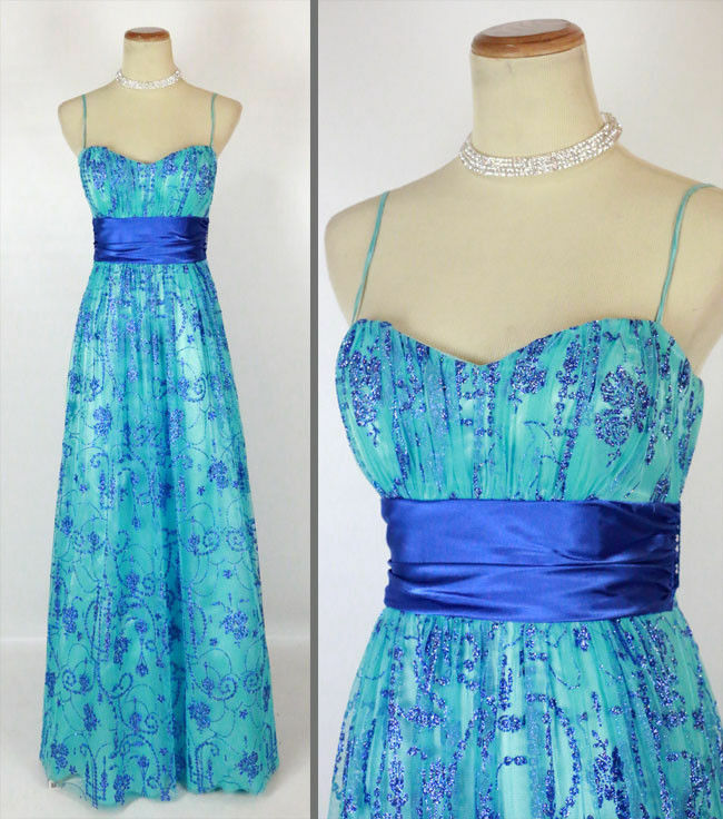 Windsor  150 Evening Prom Formal Cruise Gown Dress size 3 Long Full Length Jr