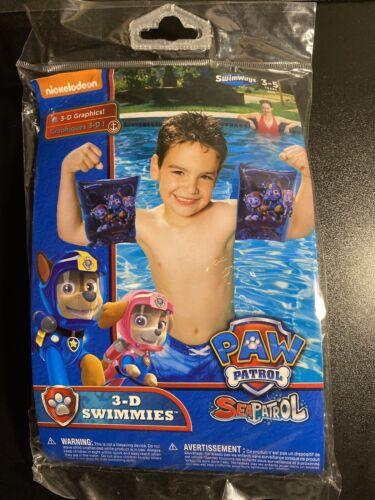 Swim Ways 3-5 Yrs Paw Patrol 3D Swimmies
