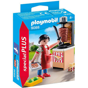 Playmobil-Conjunto-de-Construccion-de-proveedores-de-kebab-9088-Nuevo-Juguetes-Ninos-Aprendizaje