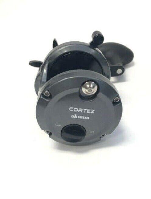 Nuevo Okuma Cortez Estrella Drag Cocherete Convencional 6.2  1 14 410 CZ-5CSa