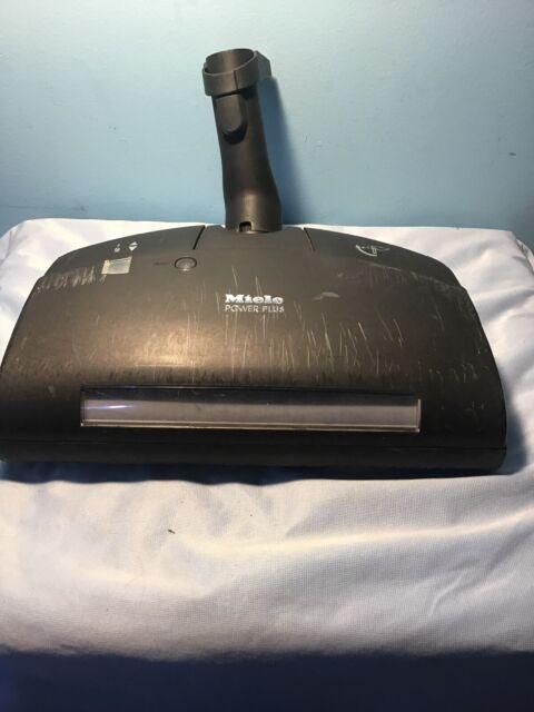 Miele Vacuum SEB 234//236 Power Brush Power Head WORKING!