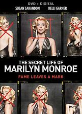 THE SECRET LIFE OF MARILYN MONROE (Susan Sarandon) DVD - UK Compatible - sealed