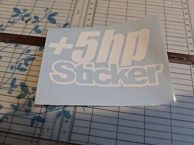 Buy a Vowel Sticker Decal Vinyl JDM Funny Drift Car Window Decal
