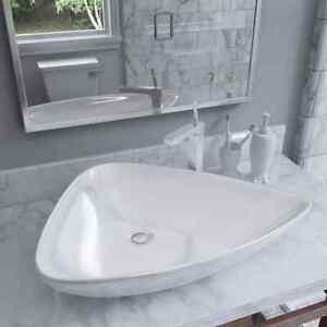 salle de bain évier drain branchement
