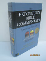 Expositor's Bible Commentary: Testament By Kenneth L Barker