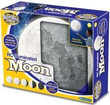Eureka Control Remoto Iluminado Moon 12 Lunar fases Juguete Educativo