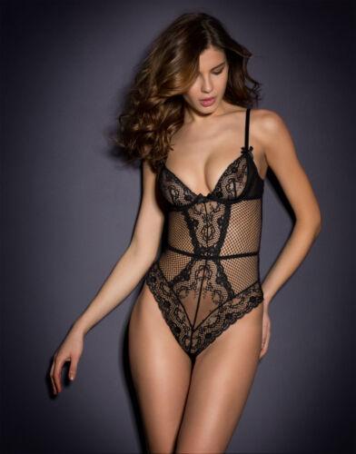 Noir 2 Sandra 10 Bnwt Provocateur Uk8 Body Sexy Taille Agent Petit w7SqUwfIP