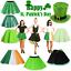 women-039-s-St-Patricks-Day-Costumes-Ireland-Costume-Irish-Dublin-Hen-Do-Costume thumbnail 1