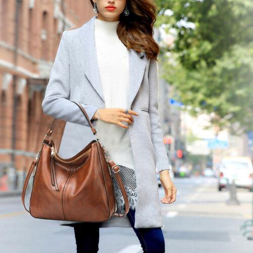 Women Handbag Shoulder Bags Tote Purse Faux Leather Hobo Bag Satchel Handbag