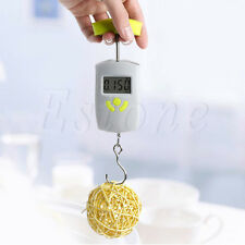 Portable Weight Scale Electronic LCD Hanging Luggage Digital Pocket Weigher 50Kg