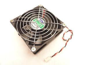 NEW-AVC-DS09225S12L-S136-12V-Computer-Case-Fan-92mm-x-92mm-x-28mm-w-steel-guard