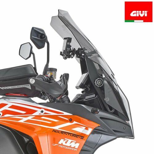17 Givi D7706S Scheibe Rauchquarz 38X40CM KTM 1290 Super Adventure S