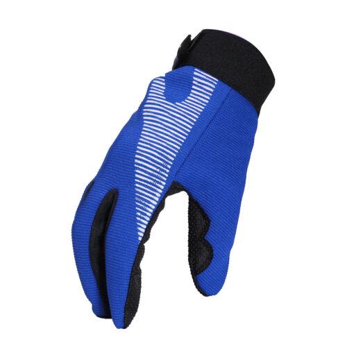 Winter Women Men Outdoor Gloves Shockproof Windproof Mitten Bike Riding Sports