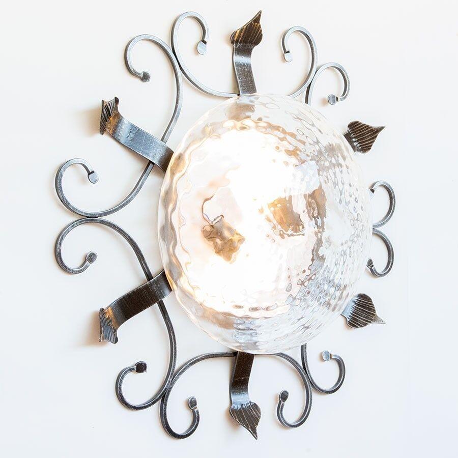Lámpara de Techo Grandes Hierro Forjado