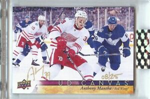 Anthony-Mantha-2019-20-UD-Buybacks-Canvas-Auto-Autograph-Red-Wings-08-25