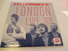 Fleetwood Mac - London Live ´68... UK Thunderbolt..Vinyl/ Cover: mint (-)