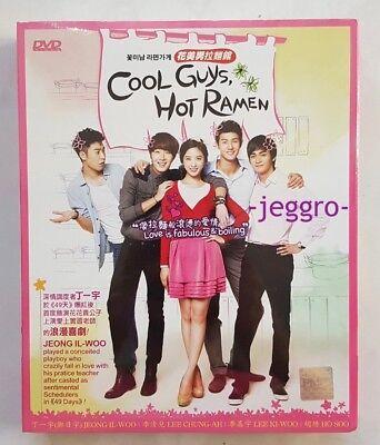 Korean Drama DVD Flower Boy Ramen Shop (2011) ENG SUB R3 Cool Guy Hot Ramen  4759132720015 | eBay
