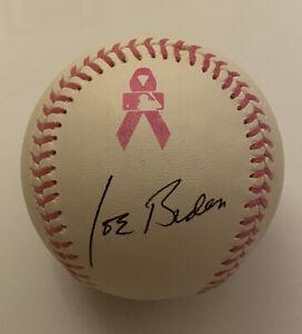 Joe Biden Signed Mother's Day Baseball PSA COA RARE PRESIDENT? ONLY ONE?