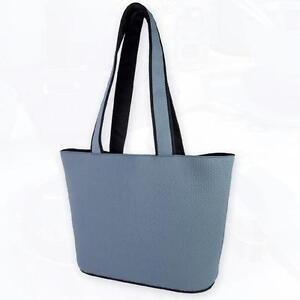 Damen Tasche XL, Strand Tasche, Picknick Tasche, Einkaufstasche, anthrazit