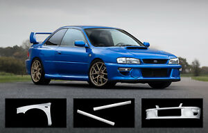 Subaru 22B Body Kit – transport