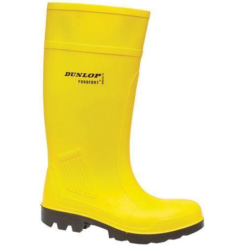 Dunlop Purofort Wellington S5 ci Sra C462241-Precio de venta