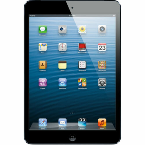 Black 7.9in Display Wi-Fi NEW Apple iPad Mini 1 32GB