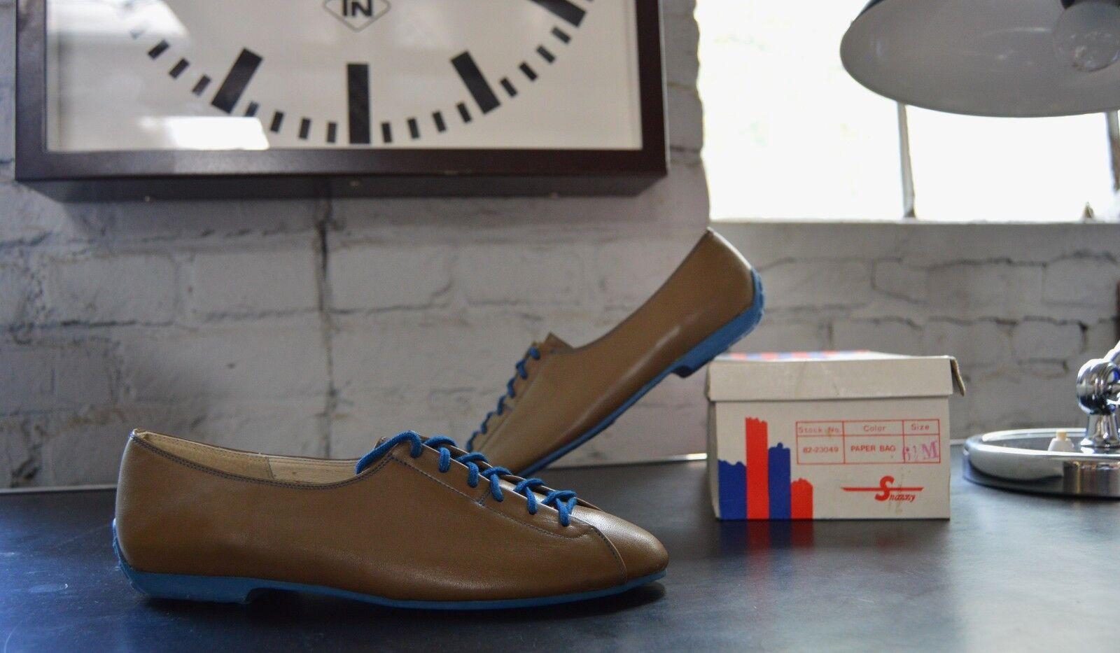 Snazzy zapato bajo casual plano bailarina nos 90er True vintage 90s