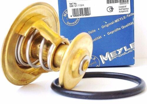 MEYLE Thermostat Kühlmittel mit Dichtung 87°C AUDI A4 A6 80 VW SEAT SKODA FORD