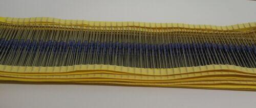 1K8 Ohm 0.25w Metal Film Resistor 1/% 1.8K 1//4w UK Seller