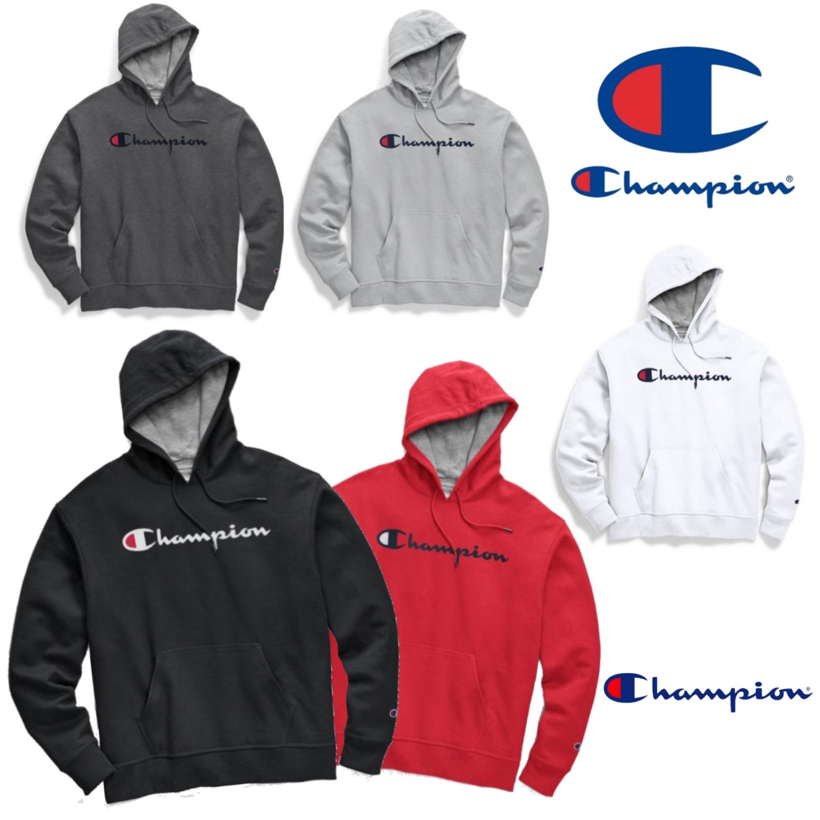 Champion Men/'s T-Shirt Hoodie T4177 549921