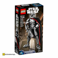 LEGO 75118 STAR WARS Captain Phasma Buildable Figure BRAND NEW AND SEALED