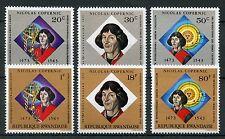 Rwanda 1973 MNH Nicolaus Copernicus 6v Set Science Astronomy Stamps