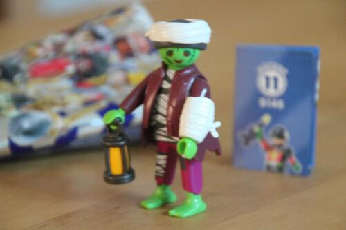 Playmobil Figures Series 11 Boys 9146 Zombie Mummy NEW