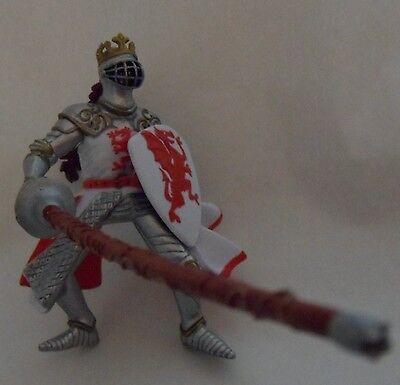 Obligatorisch Papo - Red Dragon Medieval King 39386 (p71) Nachfrage üBer Dem Angebot