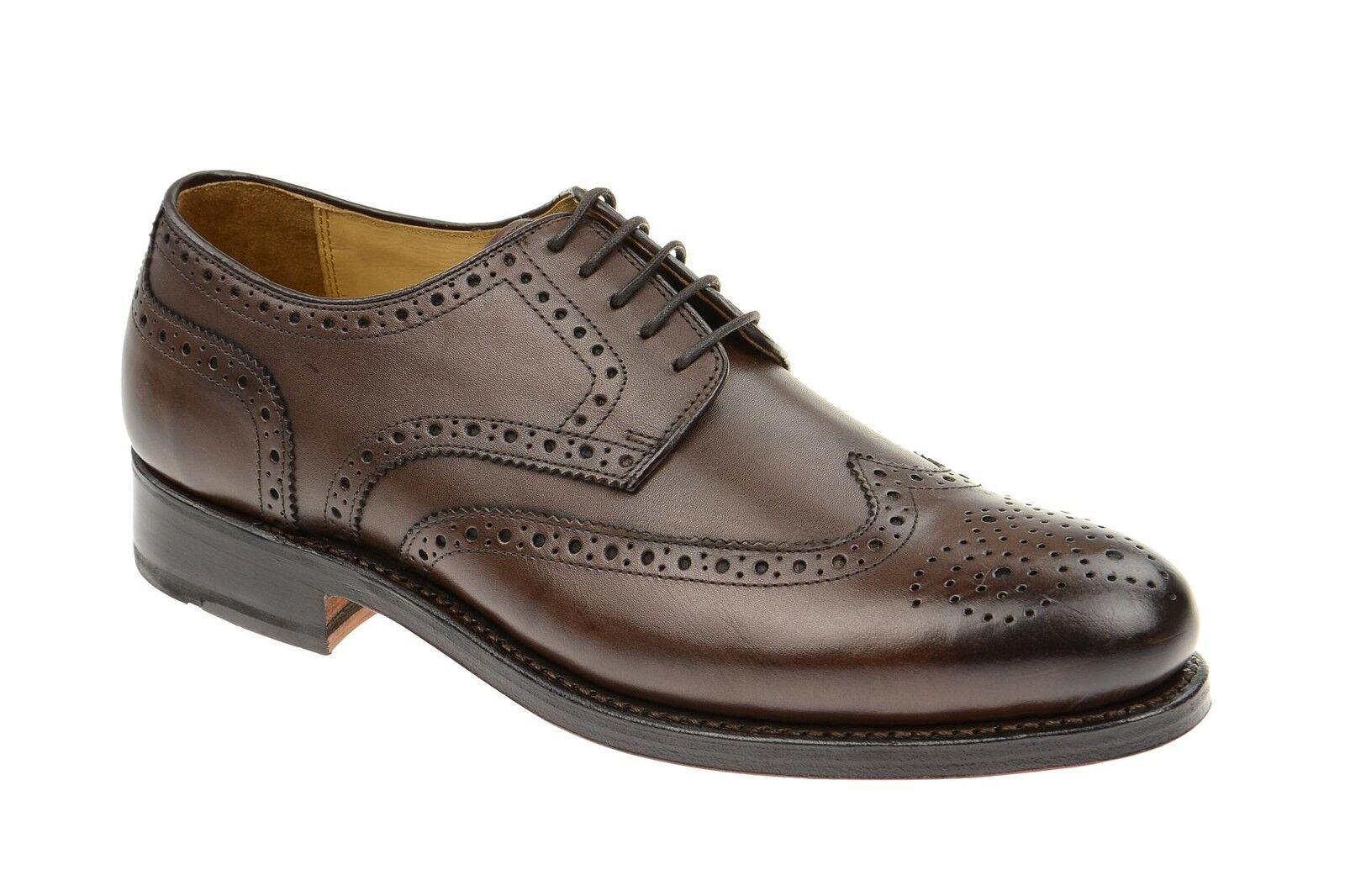 Gordon & Braun Bros. Schuhe LEVET braun Herrenschuhe rahmengenähte Schuhe 2318-B Braun & b95cf6