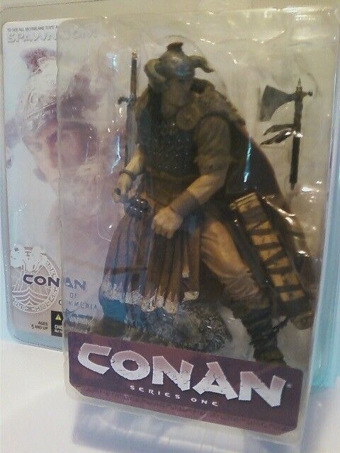 CONAN OF CIMMERIA - SERIES ONE ONE ONE - ACTION FIGURES 9e712f